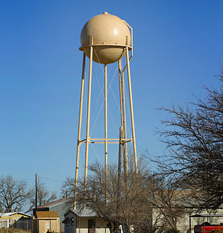 Water Tower MOD